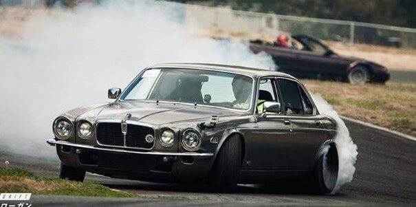 jaguar drift