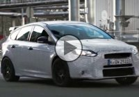 The new Ford Focus RS through Ken Block's perspective!