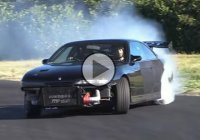 Nissan Silvia S14 with a Nissan RB26 DETT engine!!!
