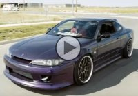 Widebody S15 – 1999 Nissan Silvia Spec R tuned by Curtis Cooper!