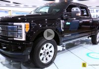2017 Ford F250 Super Duty is joining the platinum cabal