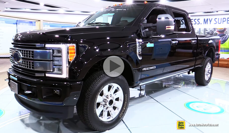 2014 F150 Platinum >> 2017 Ford F250 Super Duty is joining the platinum cabal