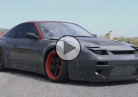 2JZ powered S13 killing it at the test drive, or better put – test drift!