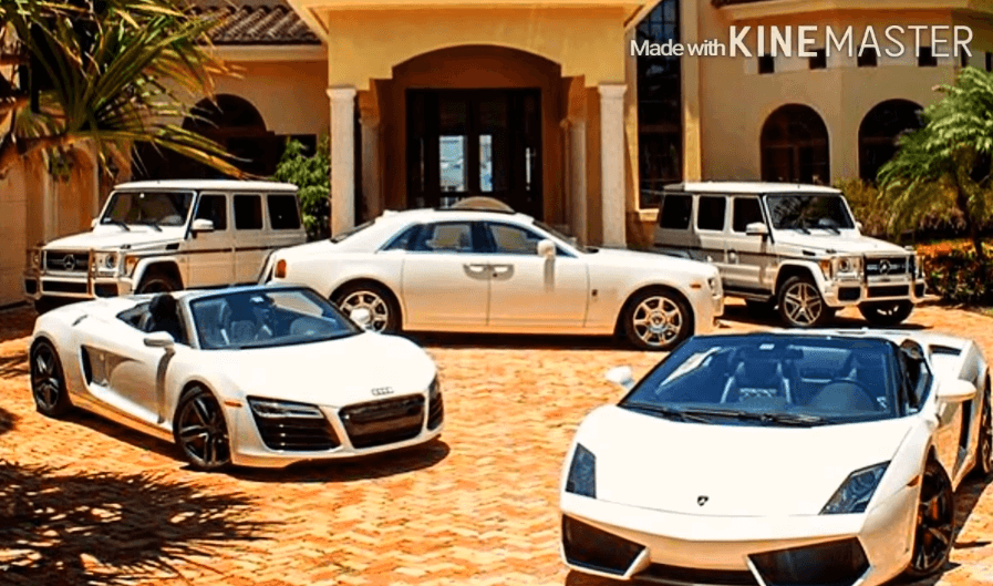 Bill Gates cars