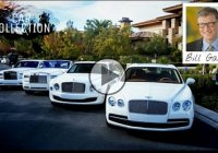 Bill Gates cars – What does a car collection of a billionaire look like?