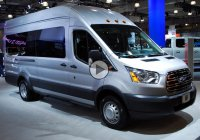 Ford 15 passenger van – A modern way to take the whole crew on board
