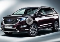 Ford Vignale is the 2017 Europe-only top-spec SUV