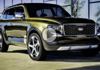 Kia Telluride is a boxy and unfussy SUV and a unique off-roader!