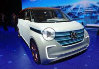 Volkswagen BUDD-e is bringing a futuristic platform to the 21st century