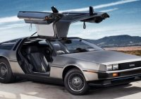 New DeLorean 2017 is on its way back to the future!