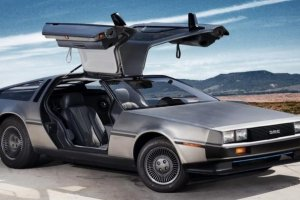 new delorean 2017