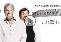 The Grand Tour teaser trailer and release date! Grand Tour fever!!