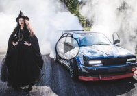 Witch Kettle Legend – epic drift video teaser by Robyworks!
