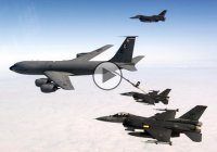 Air refueling mishaps caught on tape- This is how not to refuel!