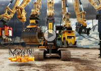 New smart machines – The latest technology of  heavy machinery