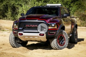 Hellcat powered Ram Rebel
