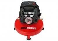 Portable air compressor and how to use the oil-free version properly!