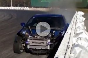 drifting fails & crashes