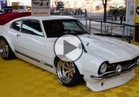 1972 Ford Maverick 'Project Underdog' Мight Be The Coolest Car at SEMA!