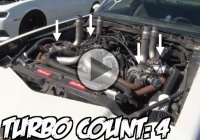 Camaro Junkyard Build With Four Turbos Killing It At The Drag Strip!