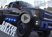 Lifted Dually Trucks Of SEMA 2016 – The Good, The Bad, The Ugly!