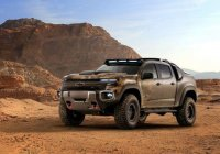 Chevrolet Colorado ZH2 – The Future Of U.S. Military Missions!
