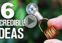 6 Incredible Life Hacks And Ideas That You Can Create!