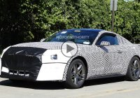2018 Ford Mustang – America's new muscle face confirmed!
