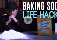 Alternative uses for baking soda – 10 awesome life hacks!