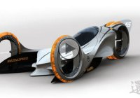 Mazda Kaan is the ultimate electric race car of the future!