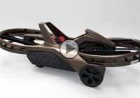 Off road hoverbike will allow Star Wars racing in your own backyard