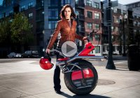 RYNO Motors – Awesome ONE WHEEL MOTORCYCLE!