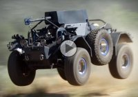 Toyo Tires Ferret is a wild vintage, six-wheeled monster!