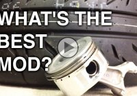 Best car mod – How to make your car go even faster?
