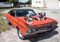 Twin turbo Chevelle as one of the best builds we've ever seen