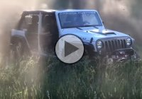 Supercharged V8 Engine In a Jeep Wrangler By Dakota Customs!