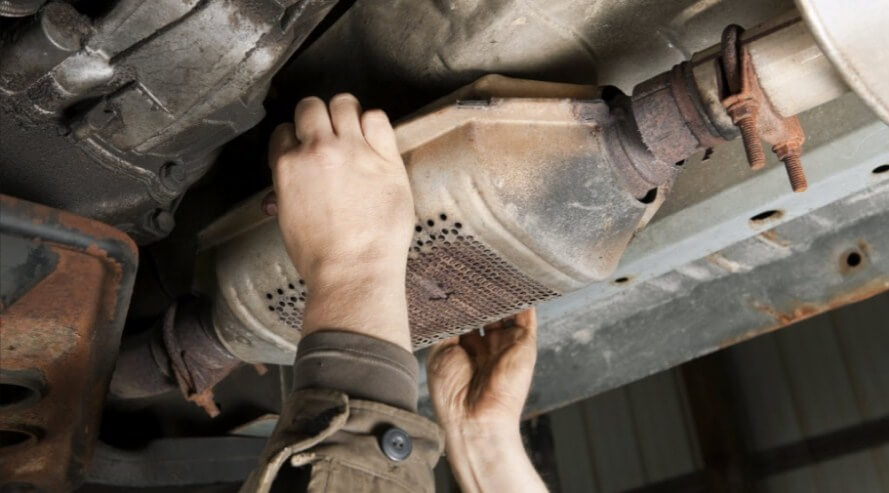 What Is A Catalytic Converter And Why Does Your Vehicle
