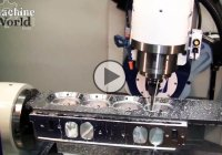 Cutting and milling tools and the most satisfying machines in the world