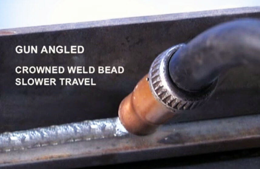 Flux-cored arc welding