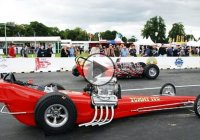 Top Fuel dragsters – How are the quickest racing vehicles made?
