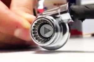 The Smallest Turbo In The World In Action